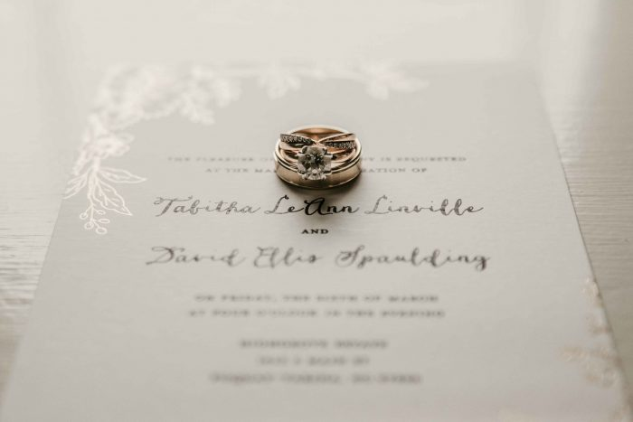 Raleigh Wedding Photographer ring shot highgrove estate fuqary varina